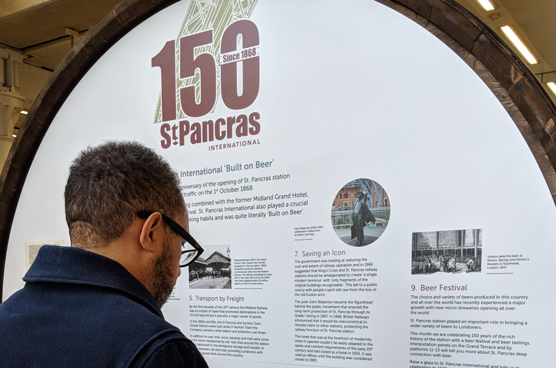 150 years-st-pancras-beer-festival-2018