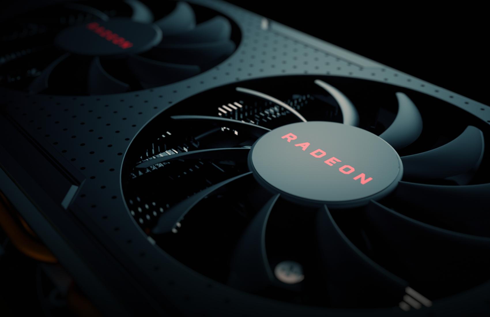 Radeon Rebranding & Launch Campaign