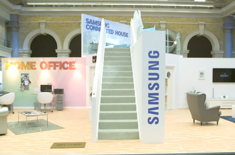 samsung connectedhouse