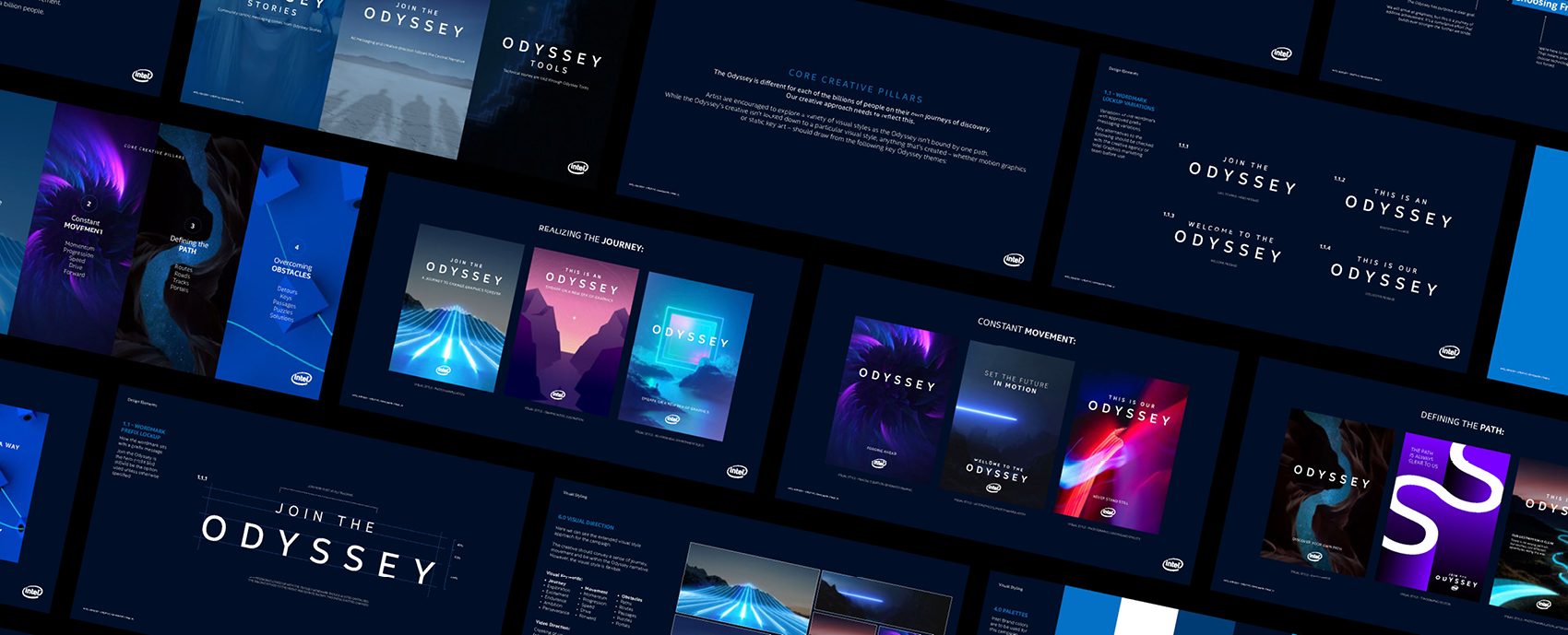 Intel Odyssey - Overview